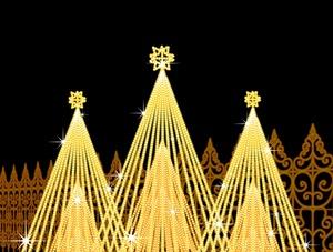 東京ディズニーランド クリスマス