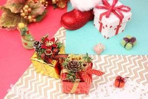 クリスマスプレゼント 2013